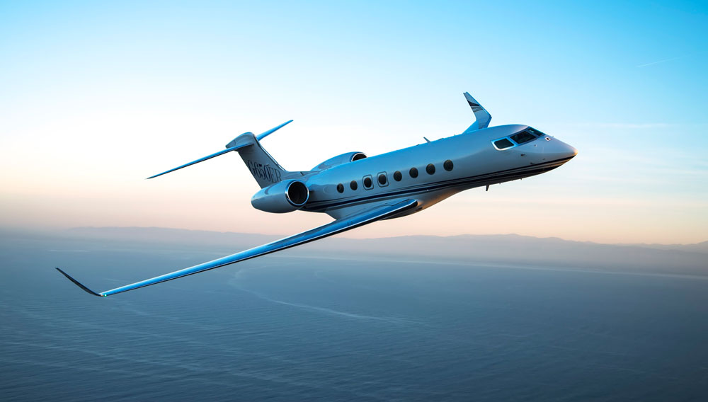 Gulfstream G650ER new