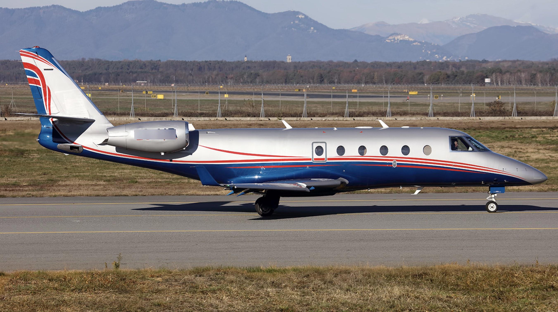 Gulfstream G150 - самолет класса Midsize.