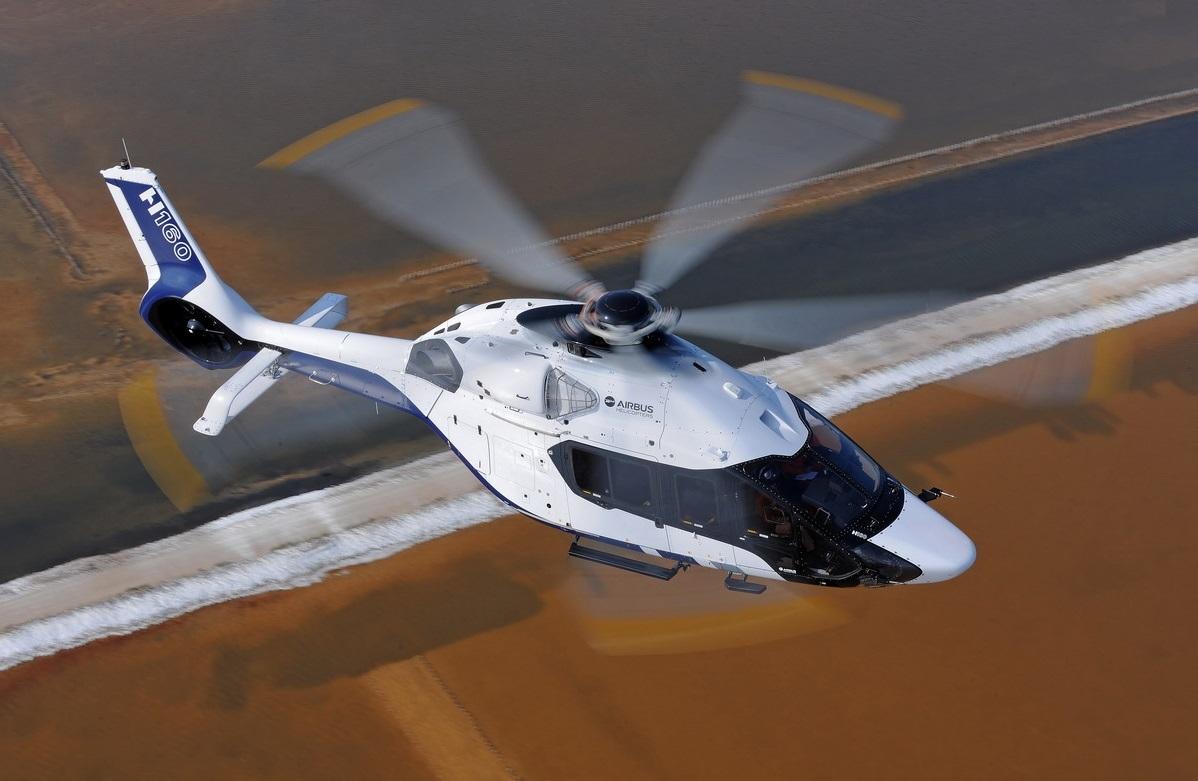 AirBus 160 - первый продукт компании Airbus Helicopters в классе средних вертолетов