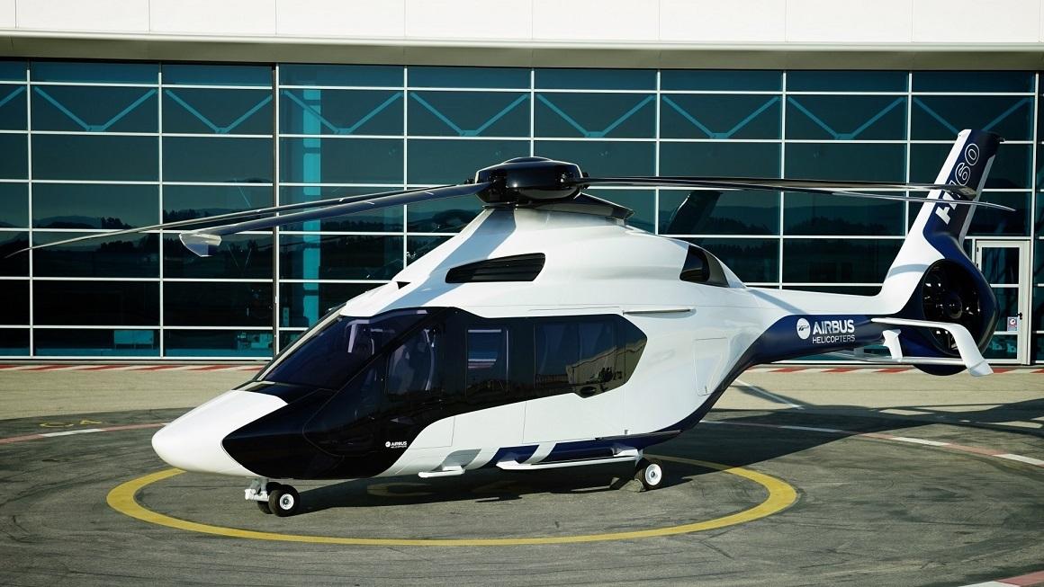 Airbus H160 - новый взгляд на аэродинамику перемещения в воздухе PrivateJetBooking +74957773809