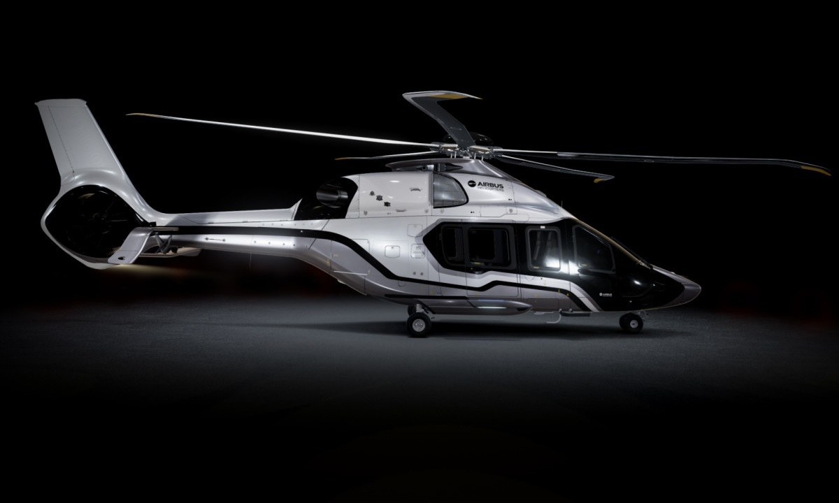 Airbus H160 в версии VIP смотрится завораживающе - PrivateJetBooking тел.+74957773809