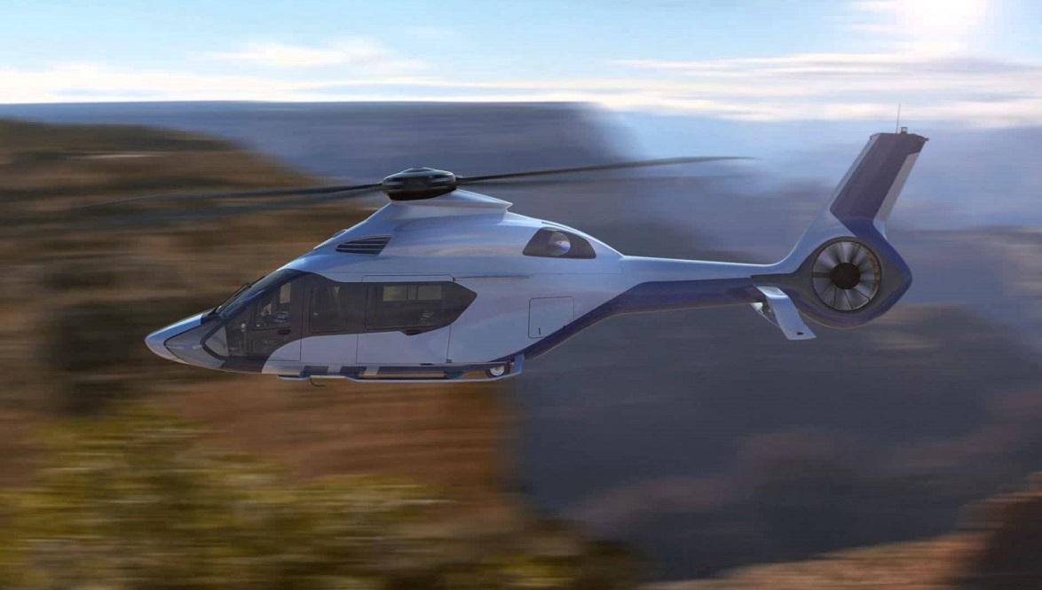Airbus H160 являет собой симбиоз формы и функциональности, выраженный в ультрасовременном, сверхтехнологичном и мультифункциональном вертолете