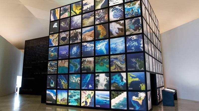 Museu do Amanha: С помощью экспериментов и представленных экспозиций посетителю предлагают представить различные возможные сценарии развития жизни на земле ближайшие 50 лет