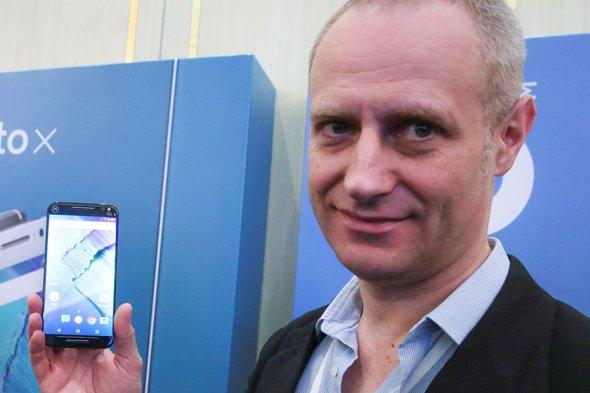 Руководитель российского представительства компании Candy-Hoover Group и бывший вице-президент Lenovo Глеб Мишин