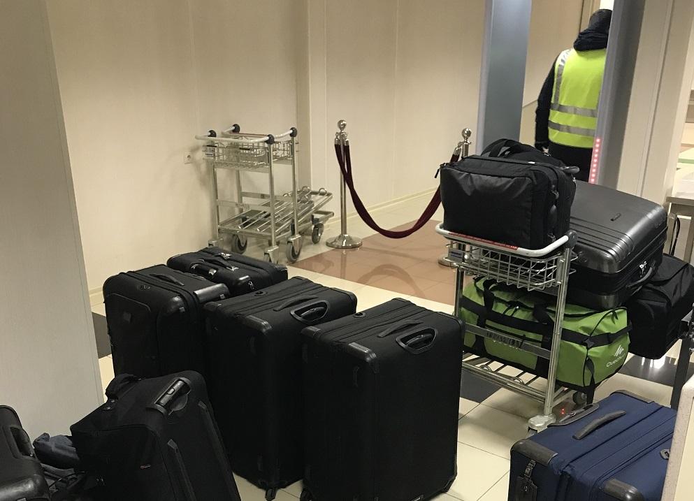 Сервис и обслуживание в аэропорту Остафьево - на самом высоком профессиональном уровне