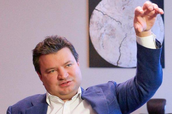 Владимир Воронин, президент ФСК Лидер