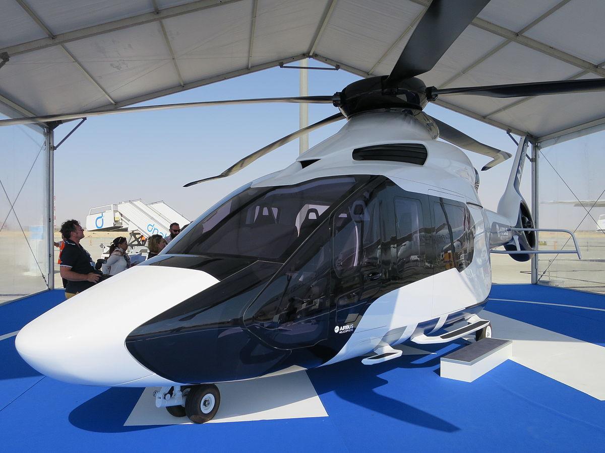 Airbus Helicopters H160 - получил первые заказы