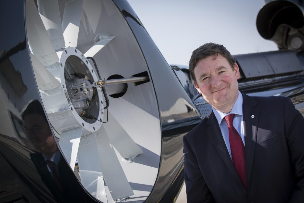 Ben Bridge, компания Airbus Helicopters