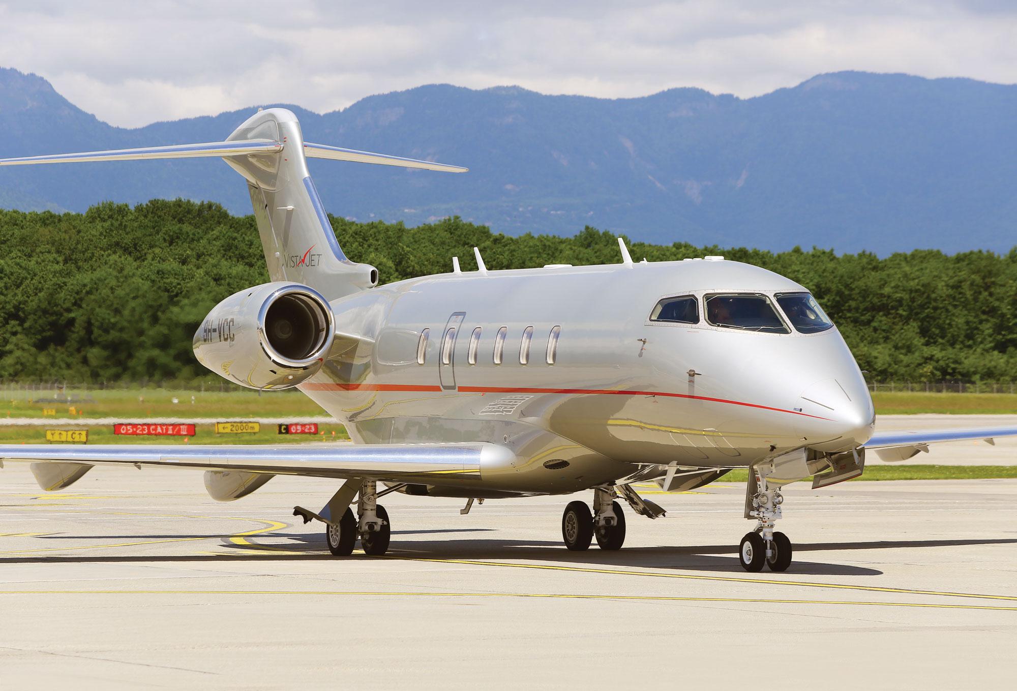 Bombardier Challenger 350 становится еще лучше