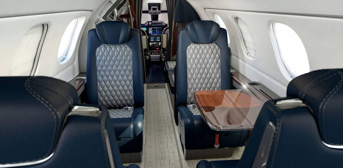 Бразильцы из Embraer Executive Jets поставили клиенту первый Embraer Phenom 300E
