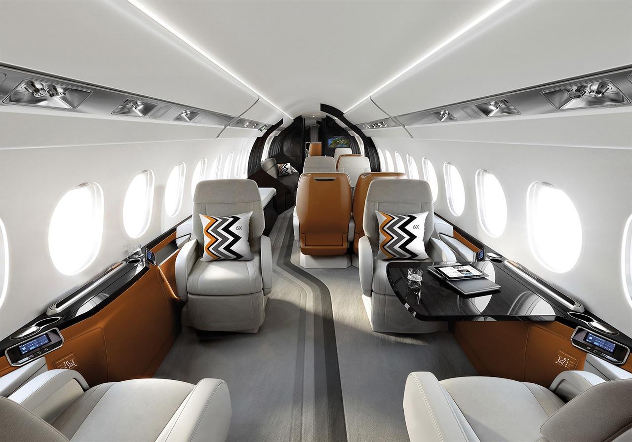 Это даст владельцам Falcon 6X комфорт самолета с большой кабиной на ключевых маршрутах, включая перелеты с западного побережья США в Европу