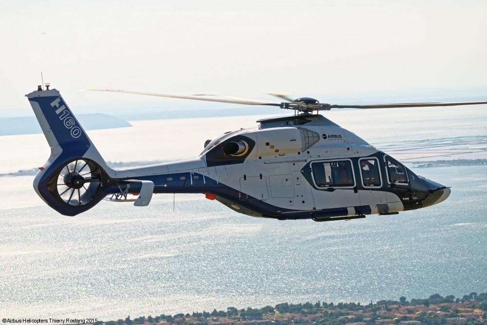 H160 производства компании Airbus Helicopters